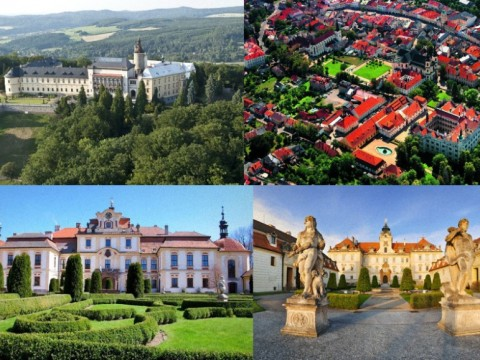 お城に泊まってみたいならチェコに行けばいいじゃない! 王侯貴族の気分を楽しめる古城ホテル9選