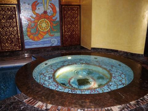 【極楽】トルコ風呂があまりにも居心地良すぎる件 / 豪華すぎる楽園で至福のひとときを過ごす