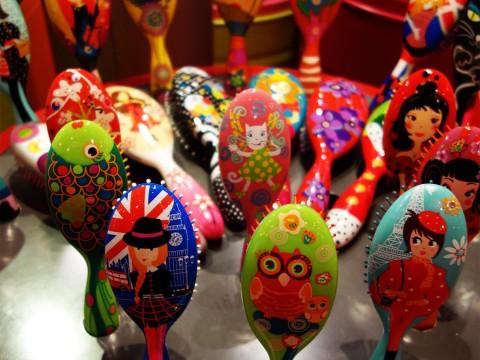 【感動】カラフル香港! 色を楽しむ香港の旅「グルメも土産もアートすべてカラフル」