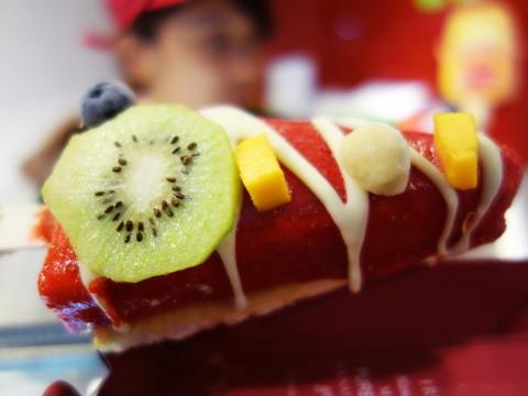 【美食グルメ】香港で食べるスティック式ジェラートが甘美な美味しさ /  Stickhouse Hong Kong