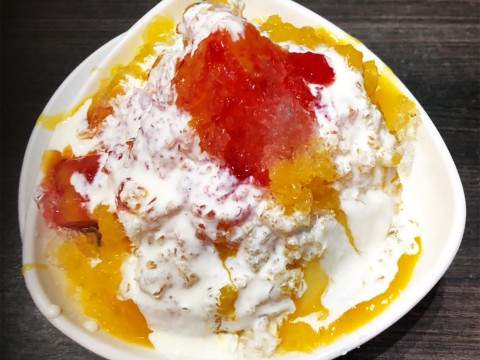 【香港スイーツ】夏の香港でキンキンに冷たい香港カキ氷を堪能しよう / 松記糖水店