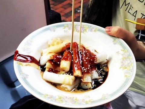 【香港グルメ】ミシュラン掲載の香港B級グルメ「滑溜腸粉」が絶品すぎる件 / 合益泰小食