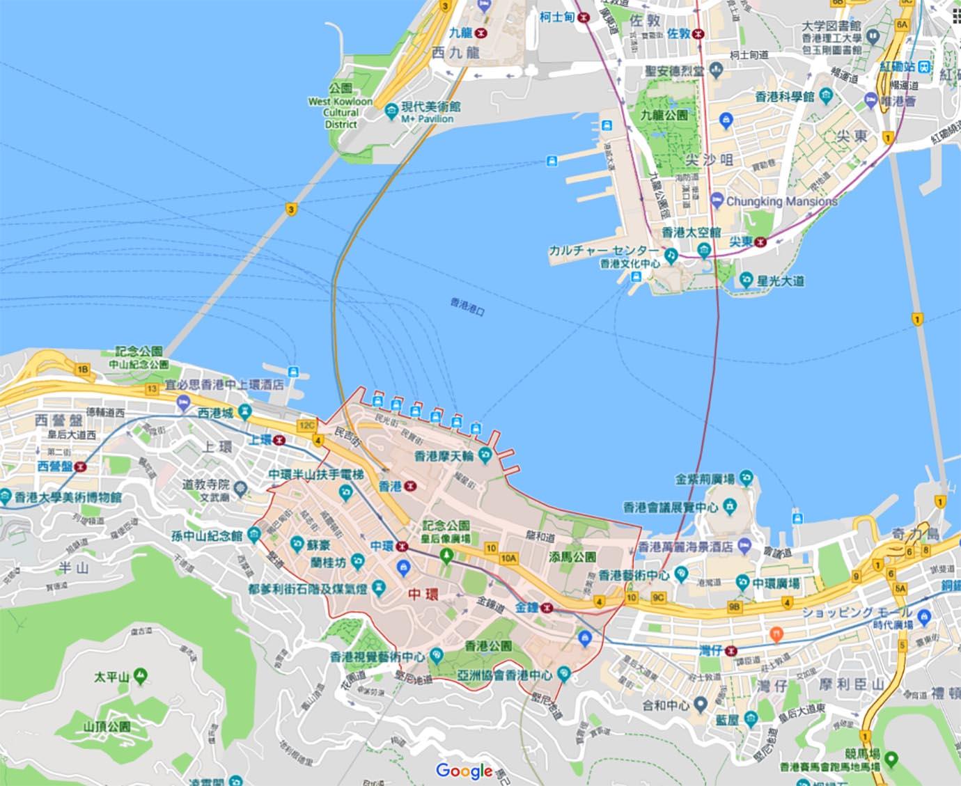 hongkong-old-town-central