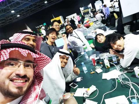 【衝撃】サウジアラビアのハッジ・ハッカソン1位決定! 優勝賞金3000万円は誰の手に! ジョブズの親友ウォズニアックも登場