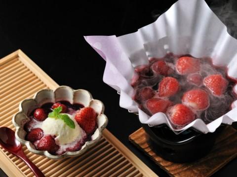 【贅沢グルメ】温泉旅館でイチゴ! 栃木「星野リゾート 界」でインスタ映えする絶品イチゴ料理登場