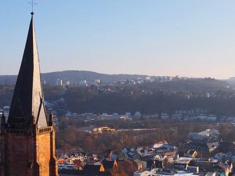 【ドイツ】おとぎの国! 街中フォトジェニックなメルヘン街道の町「Marburg」(マールブルク)