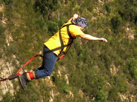 【体験】ギネスブックに掲載された世界最高のバンジージャンプを体験してみた結果 / 魅惑の南アフリカ
