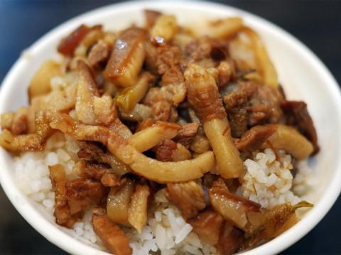 【台湾グルメ】ガッツリ系の魯肉飯を食べたいなら「大橋頭魯肉飯」で満足できるはず