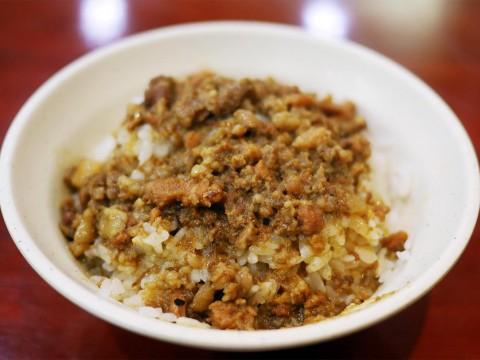 【台湾グルメ】限りなく昔ながらの魯肉飯が食べたいなら「三元號」に行けば間違いない