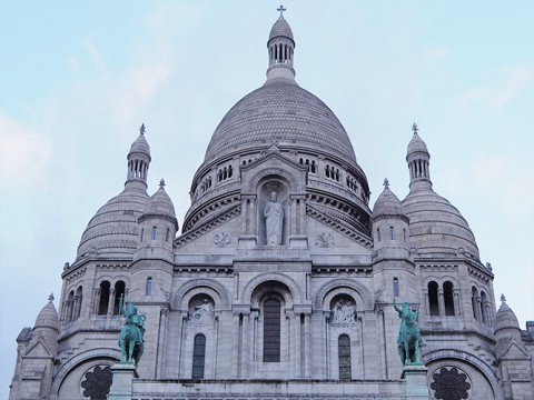 映画 アメリのロケ地!パリで最も高い場所から見下ろす絶景スポット「モンマルトルの丘」