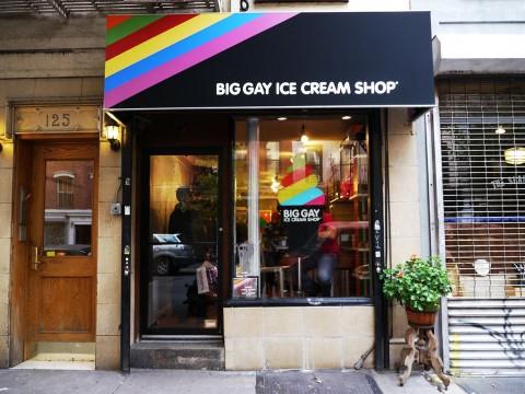 【現地取材】世界でもっとも美味しいアイスクリーム店に選ばれた店に行ってみた / Big Gay Ice Cream