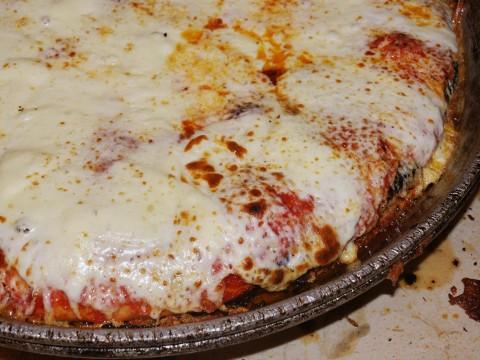 【魅惑グルメ】ミラノ発祥の極厚ピザが美味しいスポンティーニ / 破壊力のある食べ応え  PIZZERIA SPONTINI