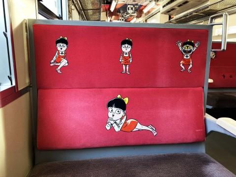 【聖地への旅】猫娘の鉄道車両が色っぽい件 / 境港駅から走るゲゲゲの鬼太郎列車