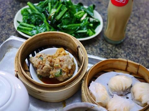 【秘密グルメ】香港の大自然あふれる隠れ里・川龍村で食べる飲茶が絶品すぎる件「端記茶楼」