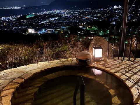 絶景すぎる温泉に行ってみた / ANAインターコンチネンタル別府リゾート&スパの露天風呂がスゴイ