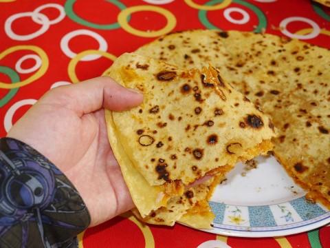 スターウォーズのジェダイのモデルとなった民族が作るピザを食べてきた