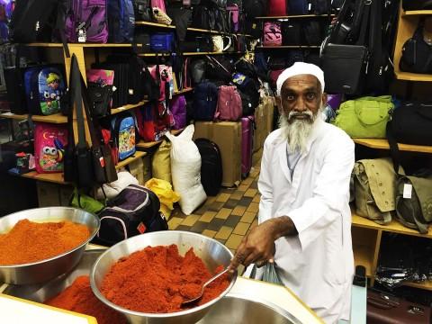 【グルメ旅】南アフリカのスパイス屋がインドよりインドだった件