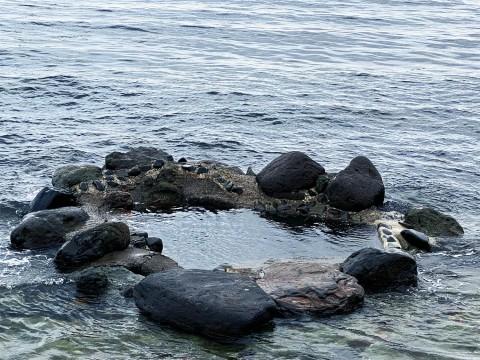 【隠されし温泉】海の中にある温泉! 海に沈む伝説の瀬石温泉に行くなら覚悟が必要だ / 北海道知床半島