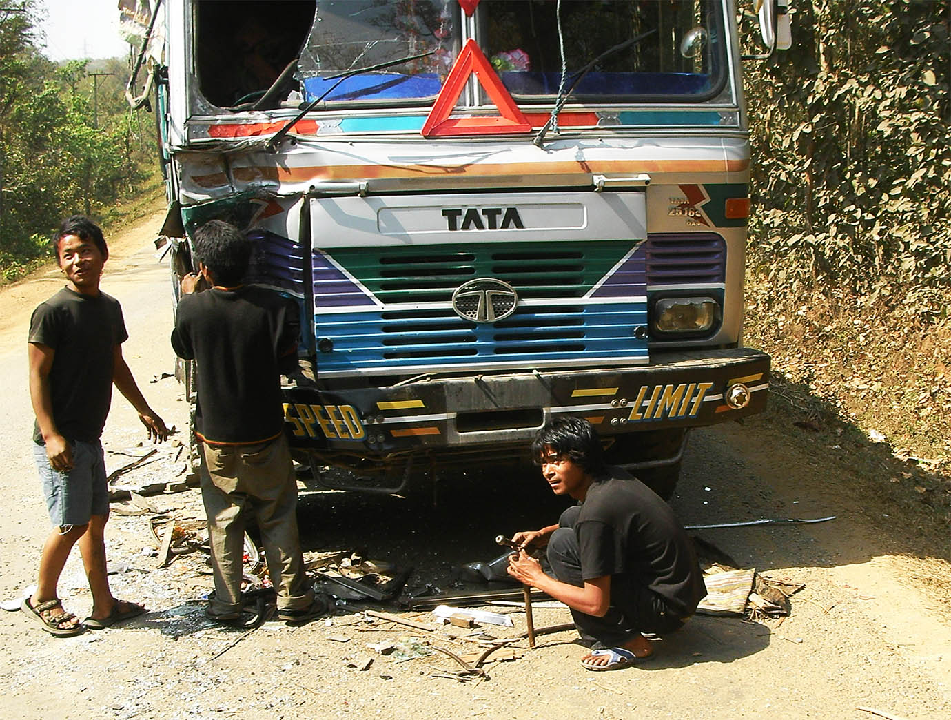 buss-nepal-india-tibet