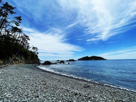【気仙沼】世にも珍しい「音が鳴る浜辺」が神秘的すぎるミステリースポット / 気仙沼大島の温浜(ぬくはま)