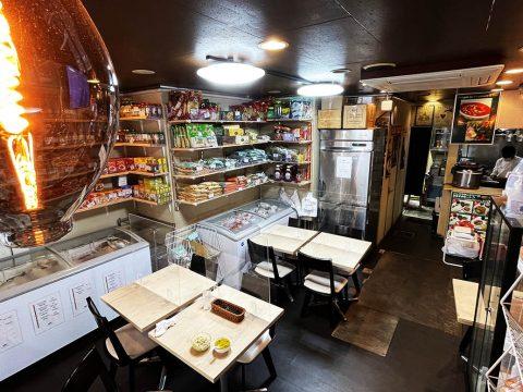 【カレー屋】野菜も冷凍食品もPCもiPhoneも買える食堂でスッゲーうまいビリヤニを食う / バングラフード錦糸町